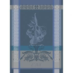 "Ail Blue Kitchen Towel 22""x30"", 100% Cotton"