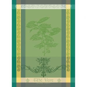 "Brin de The Vert Kitchen Towel 22""x30"", 100% Cotton"