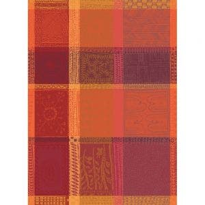 "Mille Wax Ketchup Kitchen Towel 22""x30"", 100% Cotton"