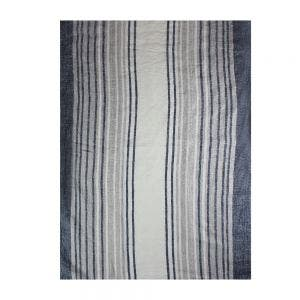 "Paseo Marine Kitchen Towel 20""x28"", 100% Linen"