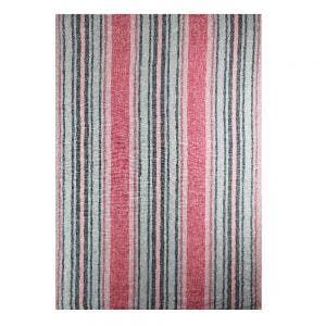 "Sombrilla Corail Kitchen Towel 20""x28"", 100% Linen"
