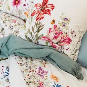 Dreamland Blanc Queen Pillow Sham