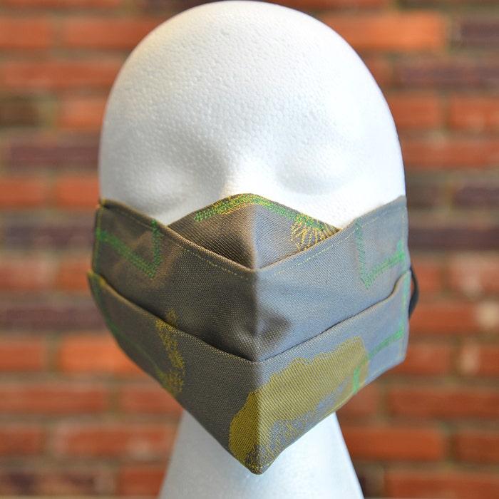 Reusable 2-layer NON Surgical Face Mask - Grey