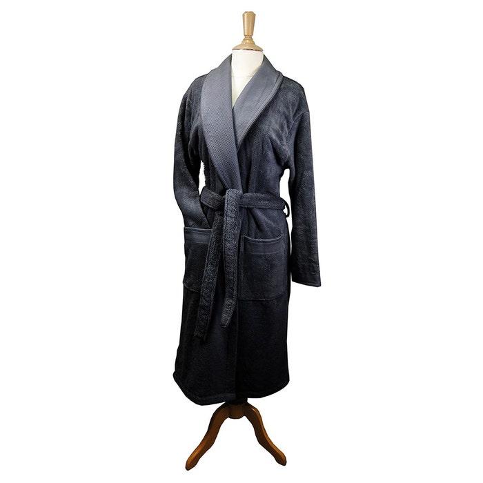 Elea Anthracite Bath Robe