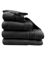 Elea Anthracite Towel