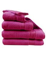Elea Pink Towel