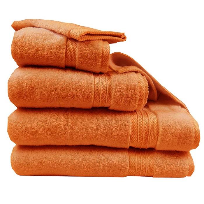 Elea Orange Towel