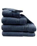 Elea Slate Blue Towel