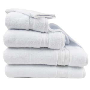 Elea White Towel
