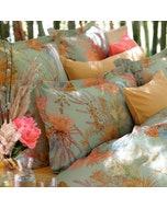 Fleurs Du Desert Opale Pillow sham Image