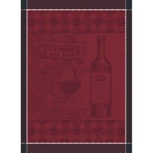 Foire Aux Vins Bordeaux Kitchen Towel