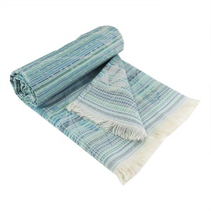 Shanti Plage Lagon Fouta Beach Towel