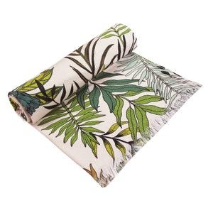 Panama Creme Beach Towel