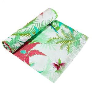 Paradisio Blanc Beach Towel