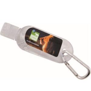 Anti-Bacterial gel, Key Chain Bottle