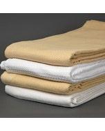 Honeycomb Blanket, 100% Cotton