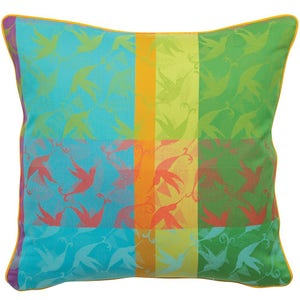 Mille Colibris Antilles Cushion Cover