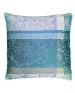 Mille Dentelles Turquoise Cushion Cover