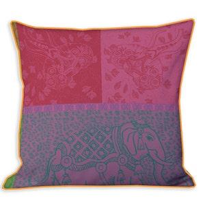 Mille Holi Festival Cushion Cover