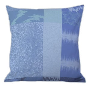 Mille Matieres Abysses Cushion Cover