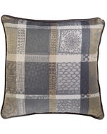 Mille Wax Cendre Cushion Cover