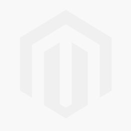 "Zig Zag Brique Cushion Cover 20""x20"", Cotton-linen blend"