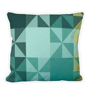 Mille Quartz Emeraude Cushion Cover