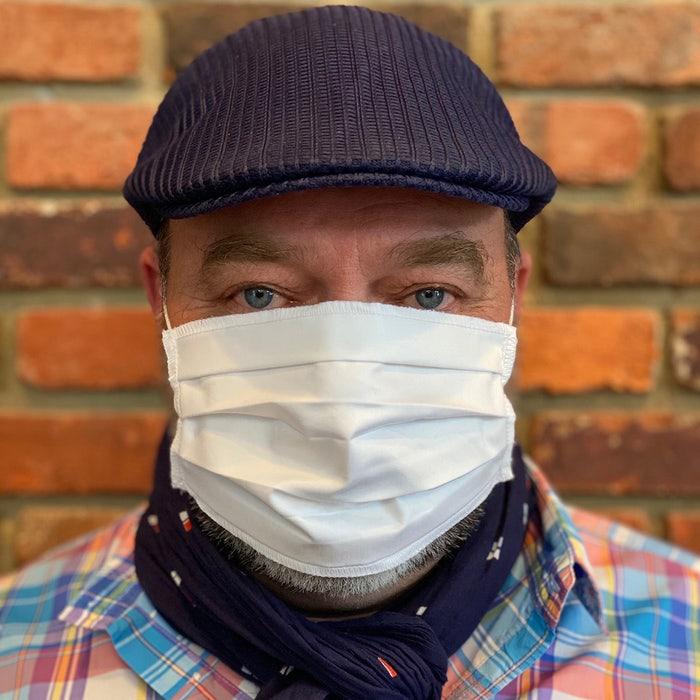 100% Cotton Fabric Mask - 12pcs