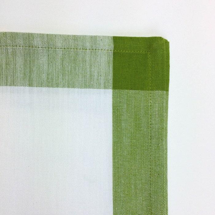 Intramuri Green Napkin, 100% Cotton, Set of 4