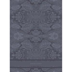 Isaphire Noir Kitchen Towel, Cotton-linen blend