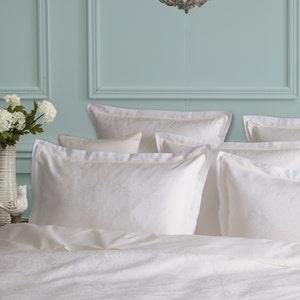 Isaphire Diamant Blanc Queen Pillow Sham