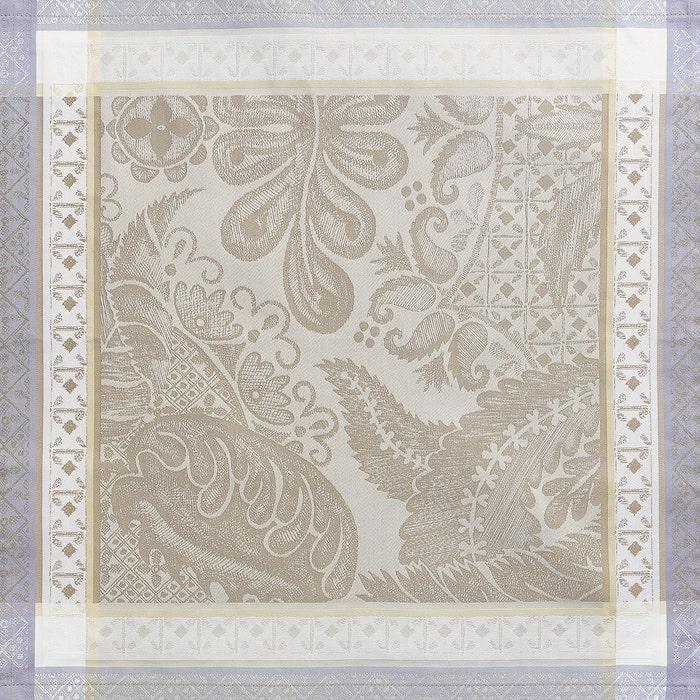 Isaphire Platine Napkin, 100% Cotton