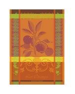 Torchon Les Oranges Sanguine Kitchen Towel,