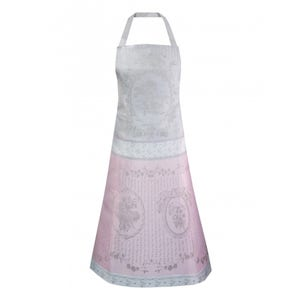Lysandra Rose Apron, Green Sweet Stain-Resistant Cotton