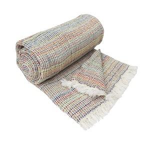 Maya Rainbow Bath Towel