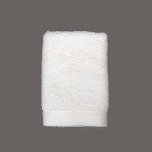"""Metro White Face Towel, 13""""x13"""""""