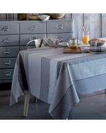 Mille Bastides Charbon Jacquard Tablecloth