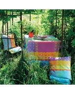 Mille Colibris Antilles Jacquard Tablecloth