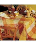 Mille Couleurs Soleil Jacquard Tablecloth