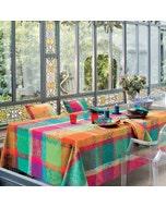 Mille Dentelles Floralies Jacquard Tablecloth