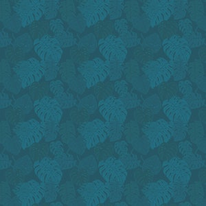 Mille Evergreen Ocean Jacquard Tablecloth