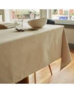 Mini Natte Beige Tablecloth