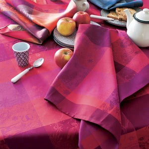 Mille Couleurs Pivoine Tablecloth