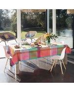Mille Gardenias Bourgeons Jacquard Tablecloth