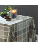Mille Ladies Argile Tablecloth