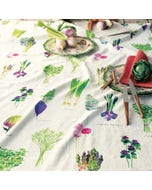 Mille Potager Printemps Tablecloth