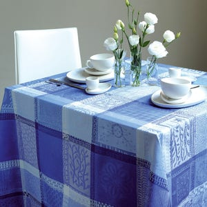 Mille Wax Ocean Tablecloth