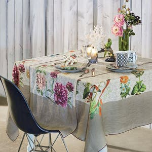 Gaia Floralies Tablecloth