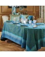 Isaphire Emeraude Tablecloth
