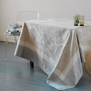 Isaphire Platine Tablecloth